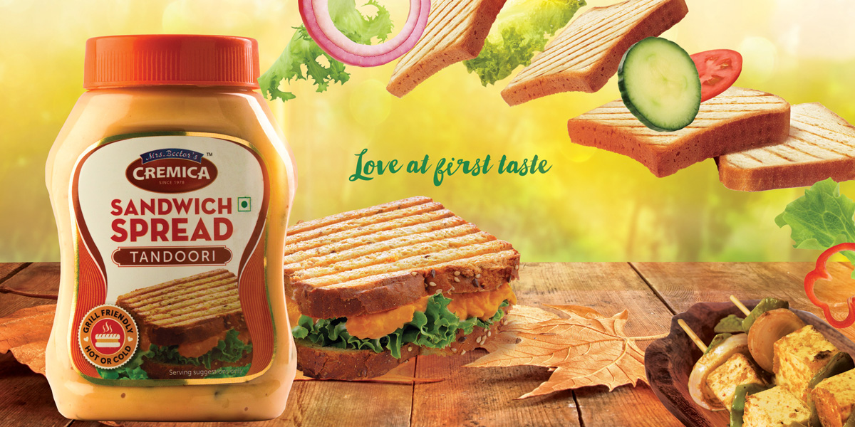 Cremica - Mayonnaise, Salad Dressings, Sauces, Ketchups and